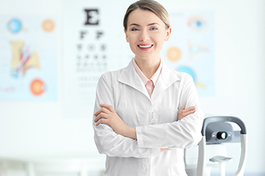 Eye Exams and Contacts